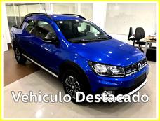 Volkswagen Saveiro Cross Cabina Doble 2018 0km No Usada Full