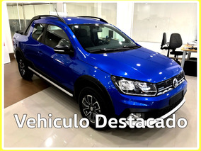Volkswagen Saveiro Cross Cabina Doble 2017 0km No Usada Full