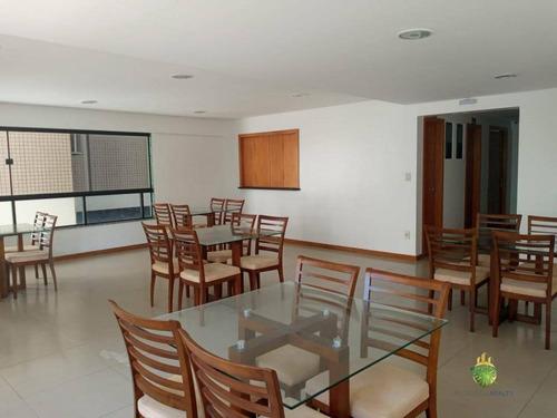 Apartamento À Venda, 45 M² Por R$ 299.000,00 - Caminho Das Árvores - Salvador/ba - Ap0976