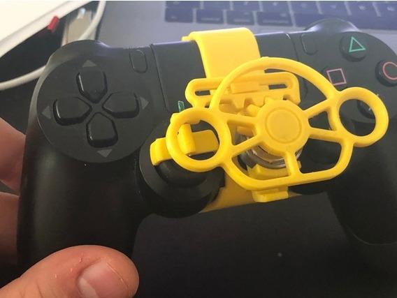 Mini Direção Para Controle Playstation Ps4 Volante