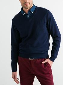 Sweater Hombre Kenneth Stevens Tallas M - L Original. Color