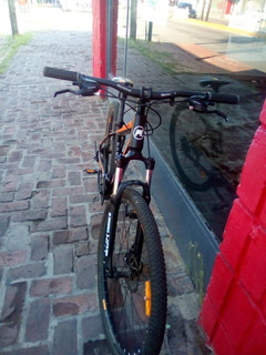 Bicicleta Motomel Maxam 390 M