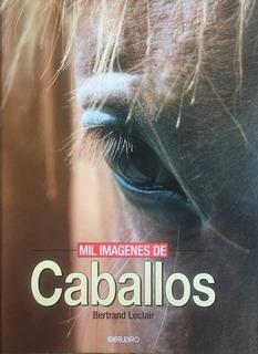 Mil Imágenes De Caballos - Bertrand Leclair