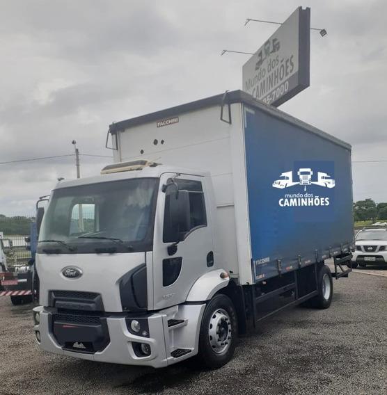 Ford Cargo 1517 2012 Com Saider
