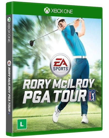 Rory Mcilroy Golf Pga Tour - Xbox One - Jogo Lacrado