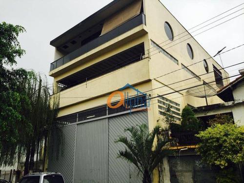 Prédio, 750 M² - Venda Por R$ 1.800.000 Ou Aluguel Por R$ 8.500/mês - Vila Amália (zona Norte) - São Paulo/sp - Pr0009