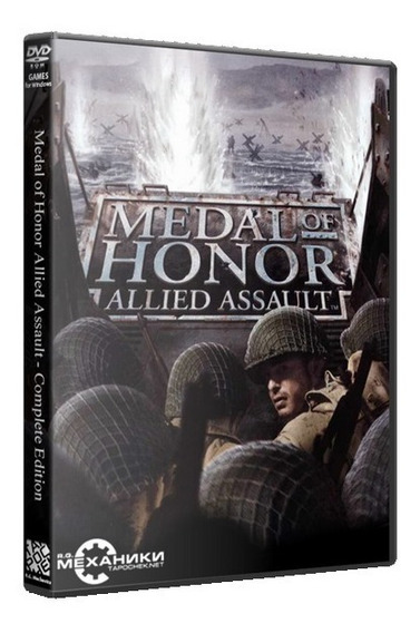 Medal Of Honor Allied Assault - Pc Dvd - Frete 8 Reais