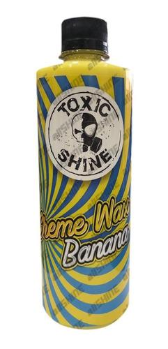 Toxic Shine Cera Creme Wax Banana - Allshine