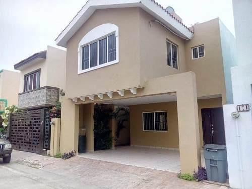 Casa En Renta En Cd. Madero. Fracc. Residencial Del Parque