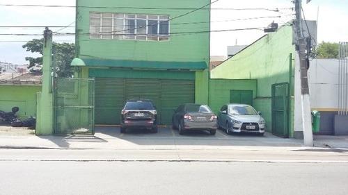 Locação Prédio - Santo Amaro, São Paulo-sp - Rr3465