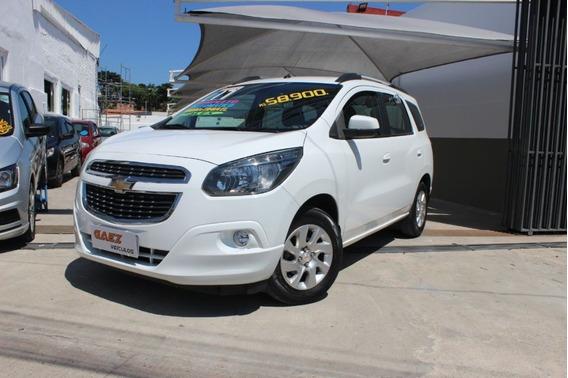 Chevrolet Spin 1.8 Ltz 8v 2017 Automática 7 Lugares
