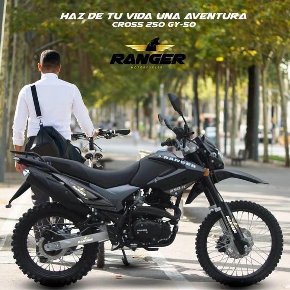 Moto Ranger 250 Gy-50 Año 2020