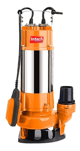 Bomba Submersa Água Suja Fossa Esgoto Industrial 1cv Bsd1000
