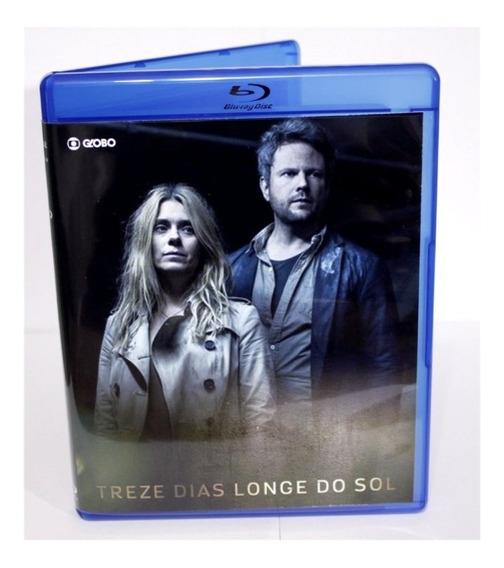 Blu-ray Da Série Nacional Treze Dias Longe Do Sol