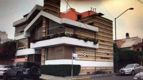 Casa En Cda C Vig. Club De Golf Mexico, Cabecera De Manzana