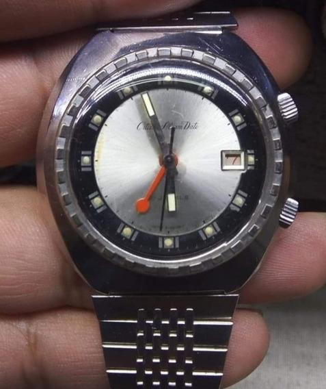 Reloj Citizen Cuerda Alarma Mecánica