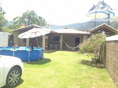 Venda Casa No Litoral Peruíbe Brasil - Ca0314