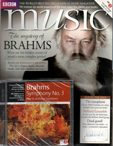 Bbc Music - Revista Inglesa De Musica Clássica