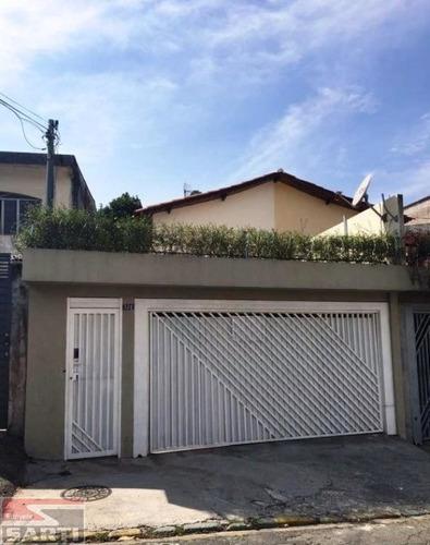 Imagem 1 de 15 de Residência Térrea - Vila Albertina - 3 Dormitórios  - St15502