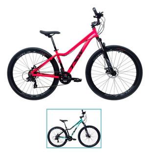 Bicicleta Mtb Feminina Aro 29 Tsw Posh 2019 Quadro 17.5