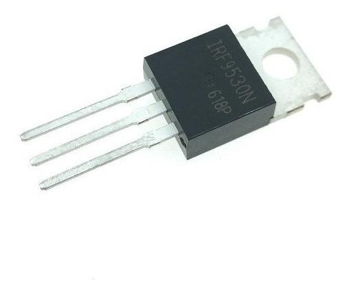 20 X Transistor Pnp To220 Irf9530 - To220 - Arduino