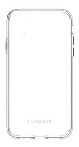 Imagen 1 de 1 de Funda Protector iPhone XR Puregear Slim Shell