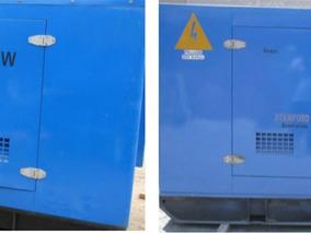 Generador Encapsulado 120 Kw Stamford Grupo Electrógeno