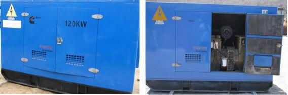 Oferta Generador Encapsulado 120kw Stamford Grupoelectrógeno