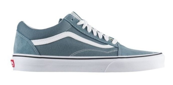 Tenis Vans Old Skool Goblin Blue Caballero Look Trendy