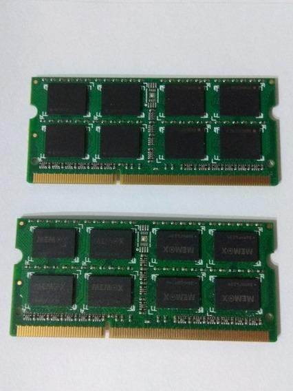 Memorias Ram Para Notebook 16gb Ddr3 (2x8gb)