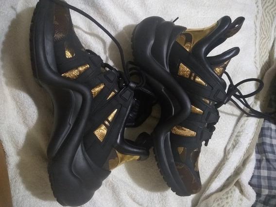Tênis Sneaker Lv Archlighttamanho