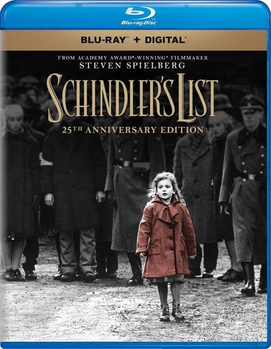 Imagen 1 de 3 de Blu-ray Schindler´s List / La Lista De Schindler