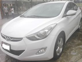 Hyundai Elantra Gls Full 2012 Mecanico