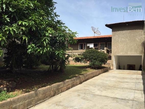 Excelente Casa Residencial/ Comercial - Ca0246