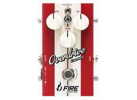 Pedal Overdrive - Fire