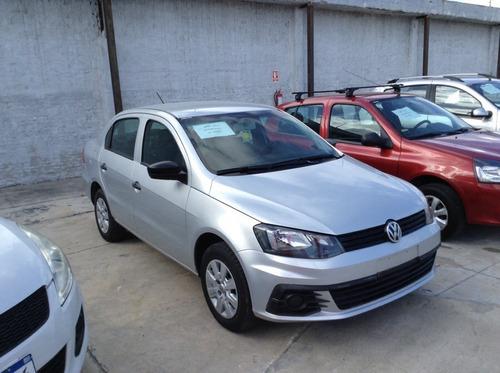 Volkswagen Gol Sedan Full (descuenta Iva) 2017