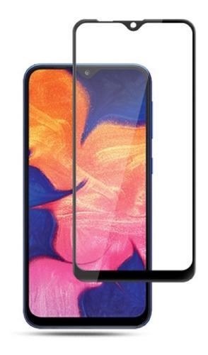 Vidrio Templado Curvo 5d Samsung A10 M10 A10s Full Adhesivo