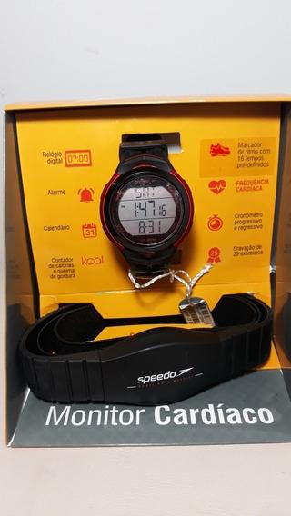Relógio Speedo Com Monitor Cardíaco