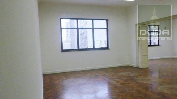 Conjunto Para Alugar, 302 M² Por R$ 15.000,00/mês - Bela Vista - São Paulo/sp - Cj0756