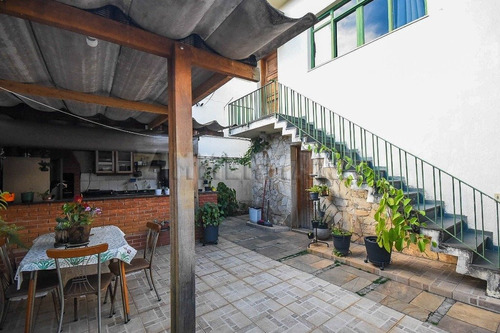 Casa - Alto Da Lapa - Ref: 129653 - V-129653