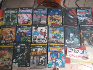 Juegos De Game Cube (excelentes Titulos)