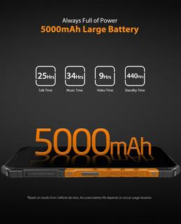Celular Ulefone Armor X5 4g Nfc Ip68 3gb+32gb Pronta Entrega