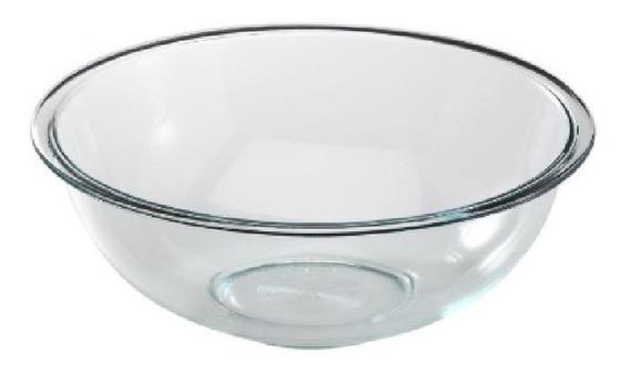 Bowl Ensaladera Marinex 4 Litros Vidrio Refractario Piu