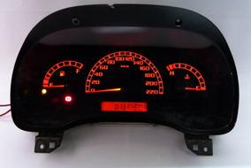 Palio G3 258 Painvel Velocimetro Temperatura //