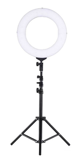 Kit Iluminador Led Ring Light Tripé Suporte Celular Selfie