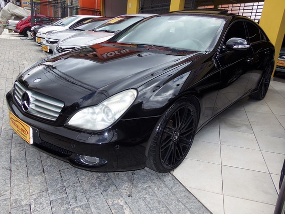 Mercedes-benz Cls 350 3.5 V6 Ano 2007 Gasolina Automática