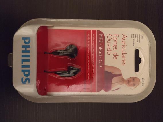Fone De Ouvido Philips Intra-auricular She 1360/55