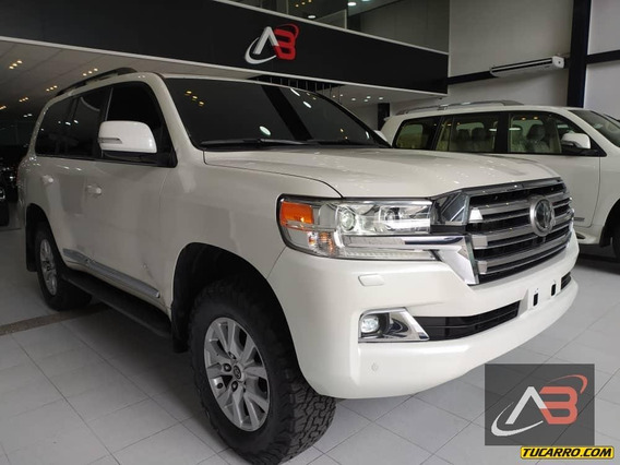 Toyota Roraima Land Cruiser Vx Blindada