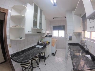 Apartamento 2 Quartos Semi Mobiliado Na Vila Nova - 1462