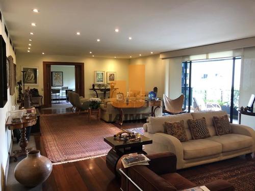 Apartamento Para Venda No Bairro Jardins Em São Paulo - Cod: Bi3340 - Bi3340